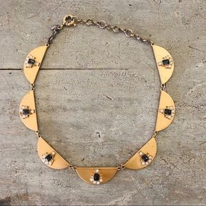 ♥️ J. Crew ♥️ Gold Statement Necklace